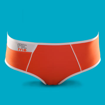 Boxer de sport FITme 2.0 Orange