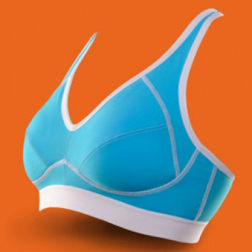 Brassière de sport FITme 2.0 Turquoise