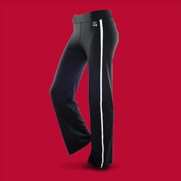 Pantalon de sport FITme filet Blanc_product
