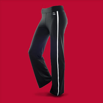 Pantalon de sport FITme filet Blanc